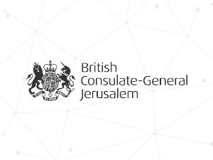 British Consulate Jerusalem